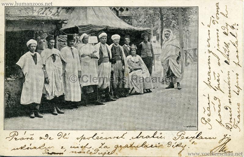 1899 Gruppe Arabi