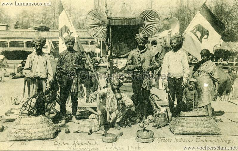 1906 Gustav Hagenbeck. Groote indische Teutoonstelling 223