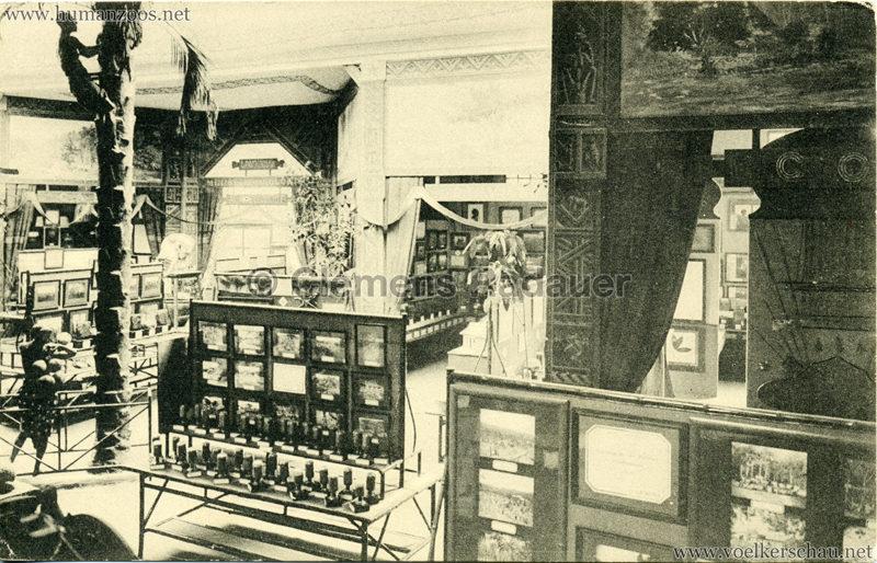 1913 Exposition de Gand - Congo belge. Propagande agricole coloniale 4
