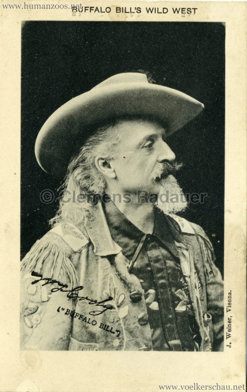 Buffalo Bill's Wild West - Buffalo Bill