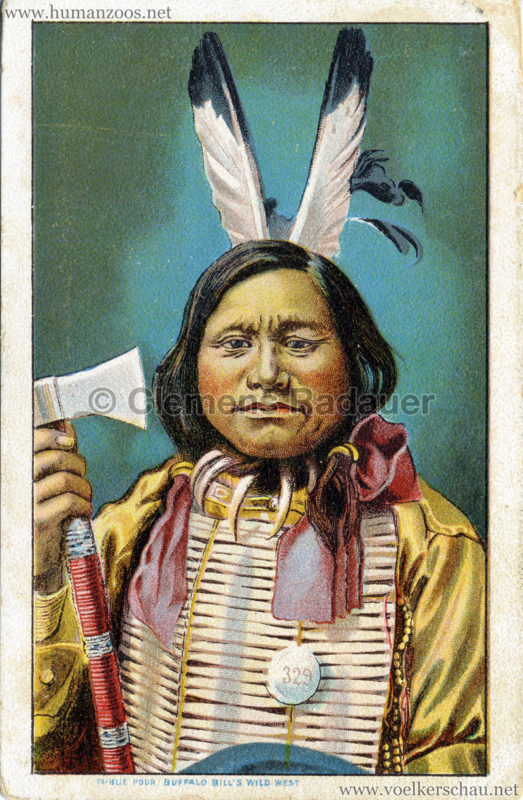 Buffalo Bill's Wild West - Indianer 2