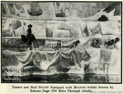 1904.10.29 Scienticif American - The Esquimaux Village at the World's Fair - Detail 1