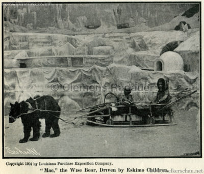 1904.10.29 Scienticif American - The Esquimaux Village at the World's Fair - Detail 5