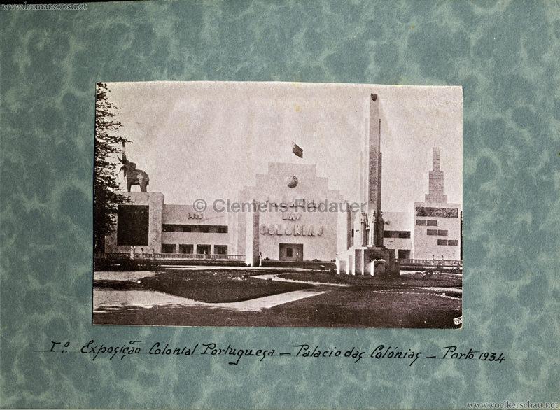 1934 Exposicao Colonial Portuguesa - Recordacao 2