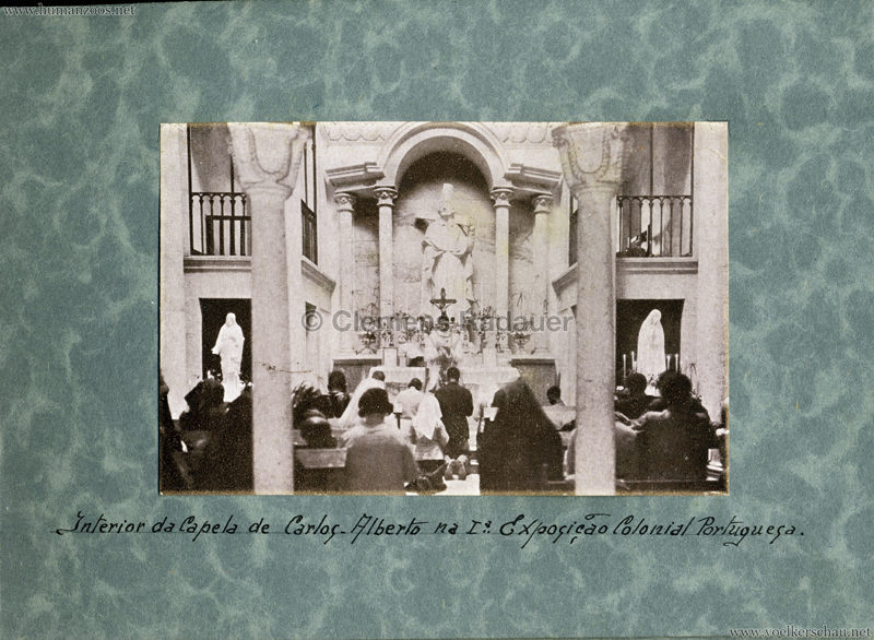 1934 Exposicao Colonial Portuguesa - Recordacao 3