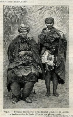 1888.08.11 La Nature - Les Hottentots S 168 Detail
