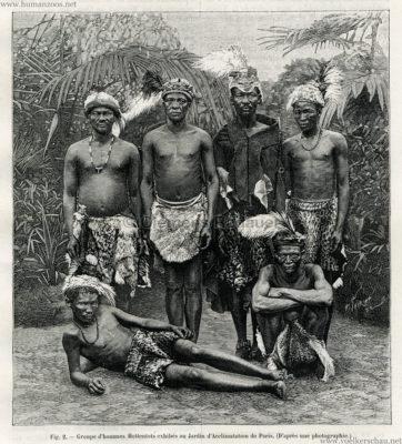 1888.08.11 La Nature - Les Hottentots S 169 Detail