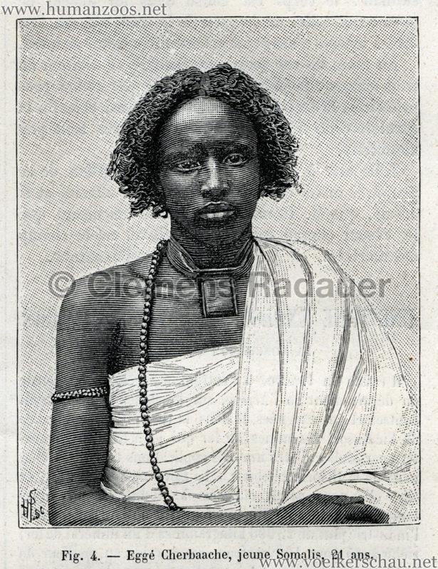 1890.09.20 La Nature - Les Somalis S 249 Detail 2
