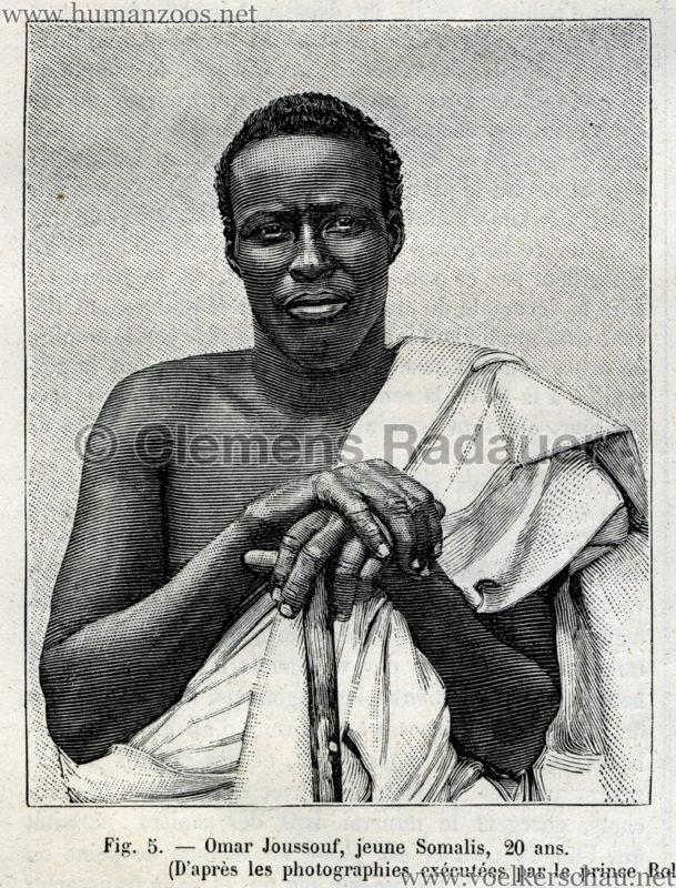 1890.09.20 La Nature - Les Somalis S 249 Detail 3