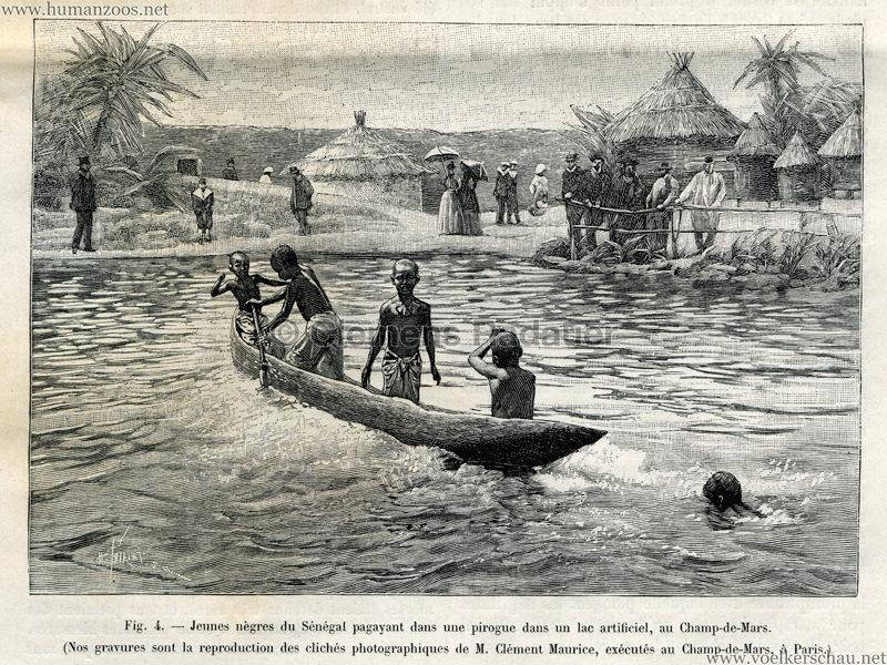 1895.08.17 La Nature - Exposition Ethnographique S 185 Detail 3
