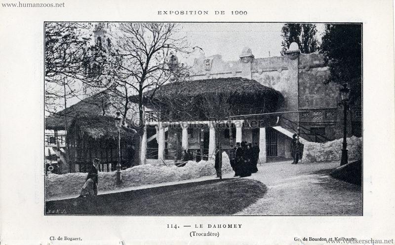 1900.08.04 L'Instantane - Exposition 1900 Dahomey 114