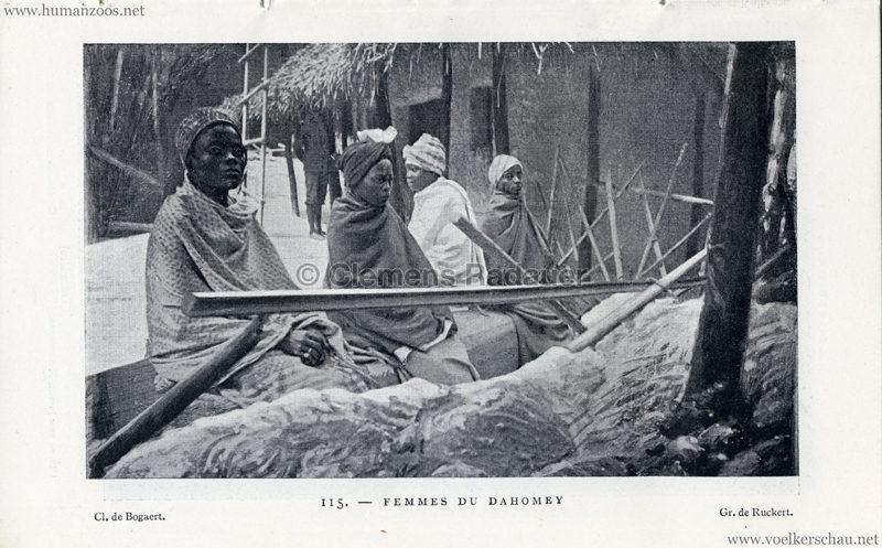 1900.08.04 L'Instantane - Exposition 1900 Dahomey 115