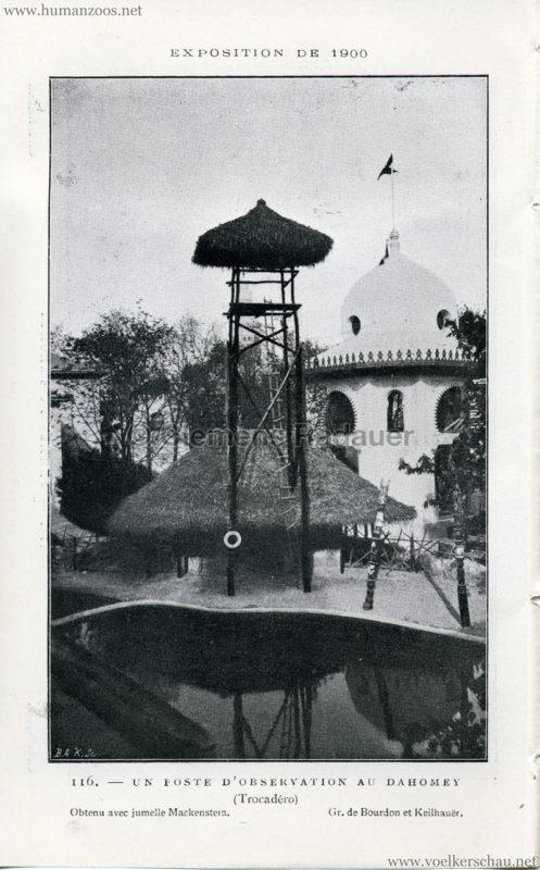1900.08.04 L'Instantane - Exposition 1900 Dahomey 116
