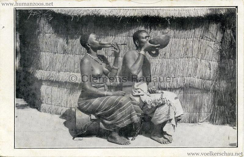 1931 Les Femmes a Plateaux - Zwei Frauen