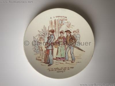 1889 Exposition Universelle Paris - Annamites TELLER