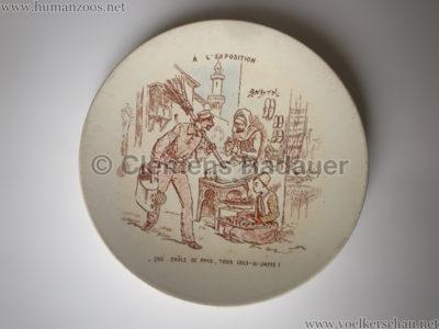 1889 Exposition Universelle Paris - Drole TELLER