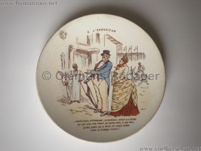 1889 Exposition Universelle Paris - Inexplicables TELLER