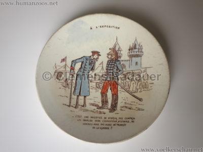 1889 Exposition Universelle Paris - Injustice TELLER