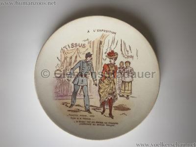 1889 Exposition Universelle Paris - Madame TELLER