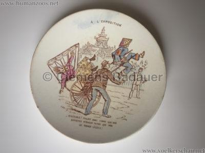 1889 Exposition Universelle Paris - Miserable TELLER