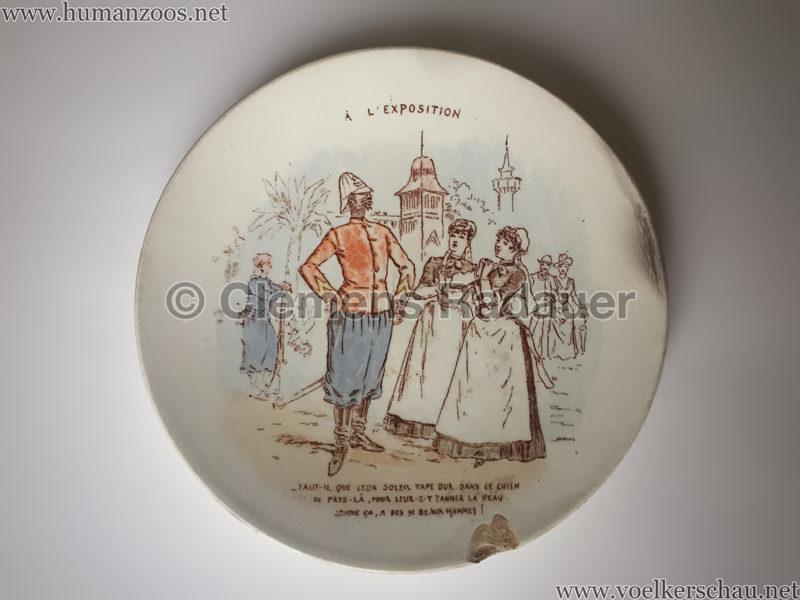1889 Exposition Universelle Paris - Soleil TELLER