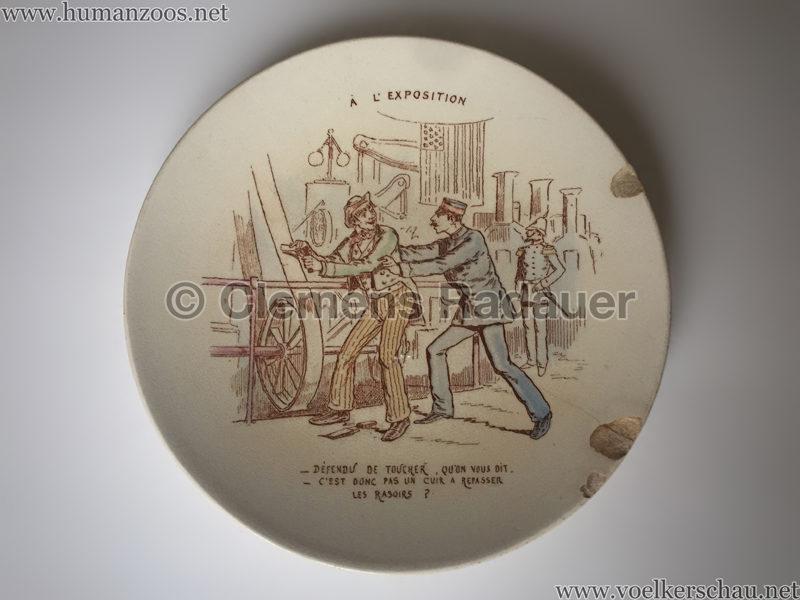 1889 Exposition Universelle Paris - Toucher TELLER