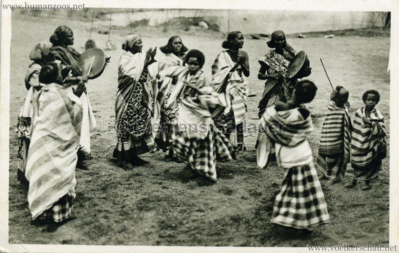 1927 Völkerschau Somali 11