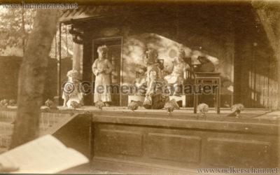 1931 Exposition Coloniale Internationale Paris - Theatre Annamite FOTO 1
