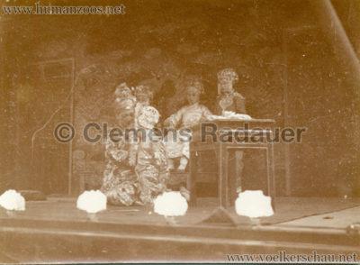 1931 Exposition Coloniale Internationale Paris - Theatre Annamite FOTO 4