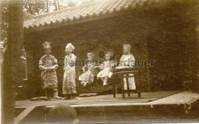 1931 Exposition Coloniale Internationale Paris - Theatre Annamite FOTO 6
