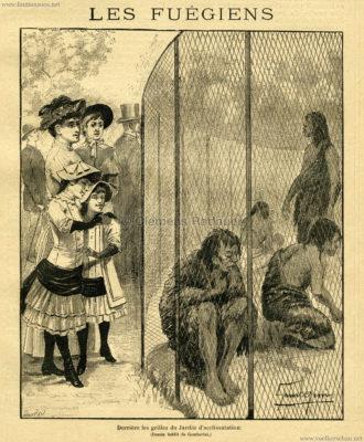 1890.10.18 Le Monde de la Jeunesse - Les Fuegiens 1