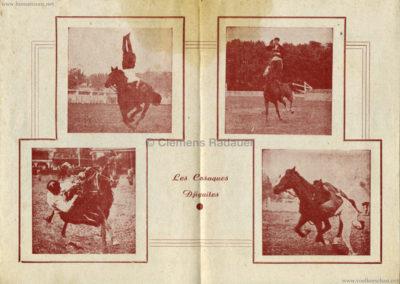 1947 Souvenir des Cosaques Djiguites 2