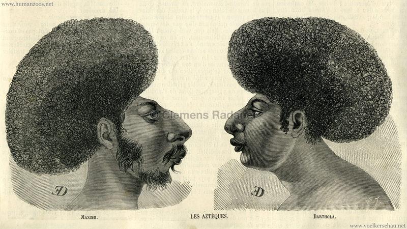 1875.01.02 L'Illustration - Les Azteques