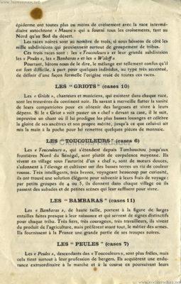 1910 L'Afrique Mystérieuse - Jardin d'Acclimatation PROGRAMM 2