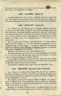 1910 L'Afrique Mystérieuse - Jardin d'Acclimatation PROGRAMM 3