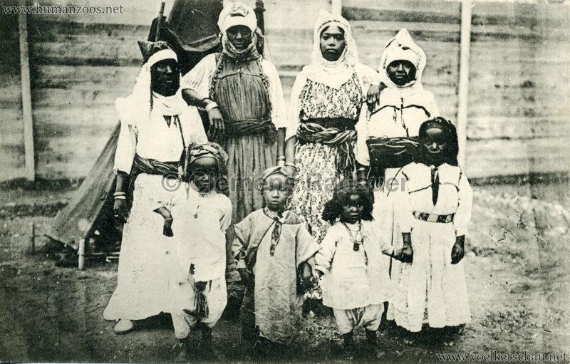 1905:1906 Marokko in Berlin Passage Panopticum VS