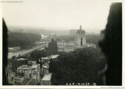 1931 Exposition Coloniale Internationale Paris - FOTO AOF 1 09.10.1930