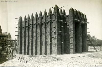 1931 Exposition Coloniale Internationale Paris - FOTO AOF 2 23.05.1930