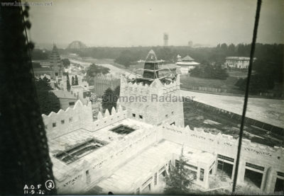 1931 Exposition Coloniale Internationale Paris - FOTO AOF 3 11.09.1930
