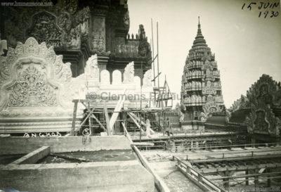 1931 Exposition Coloniale Internationale Paris - FOTO Angkor 5 15.06.1930