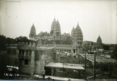 1931 Exposition Coloniale Internationale Paris - FOTO Angkor 8 14.06.1930
