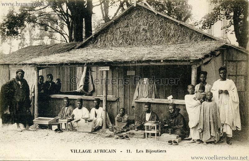 Village Africain - 11. Les Bijoutiers