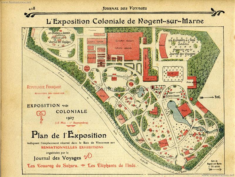 1907.05.19 Journal de Voyages - Au Jardin Colonial 3