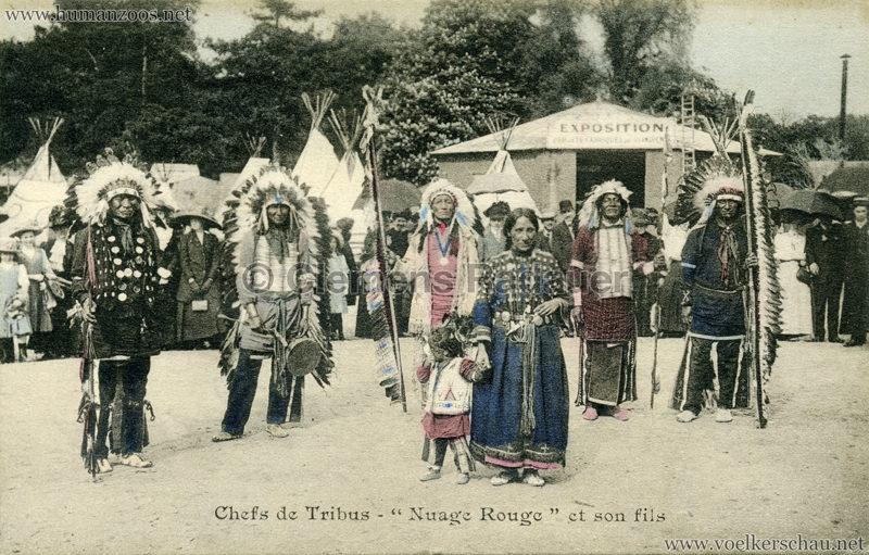 1911 Chefs de Tribus -
