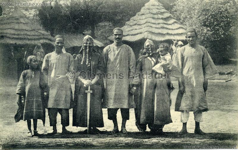 1914 Marquardts völkerkundliche Ausstellung