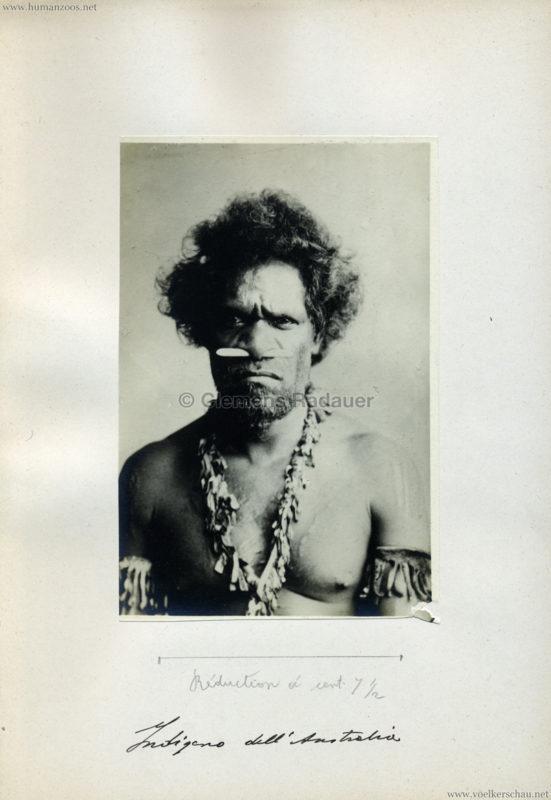 1885 R.A. Cunningham's Australier - Toby FOTO