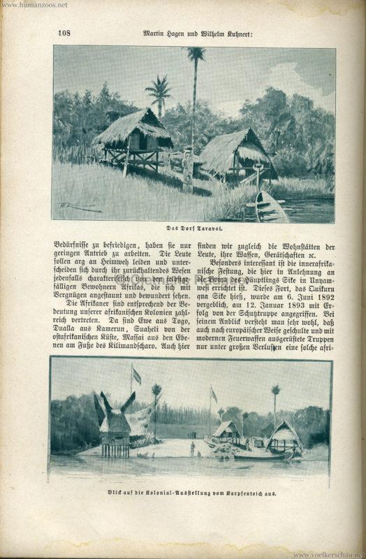 1896 Velhagen & Klasings Monatshefte - Gewerbe Ausstellung Berlin S. 108