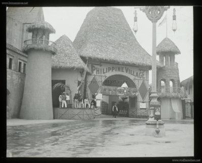 1901 Pan-American Exposition - Phillipine Village