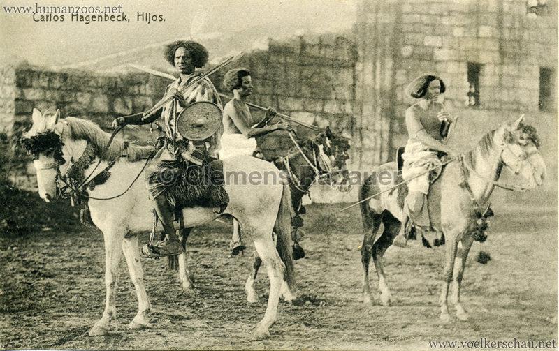 1910 (???) Carlos Hagenbeck Hijos 1