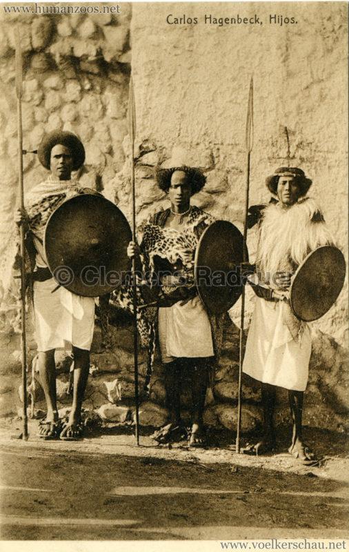 1910 (???) Carlos Hagenbeck Hijos 2